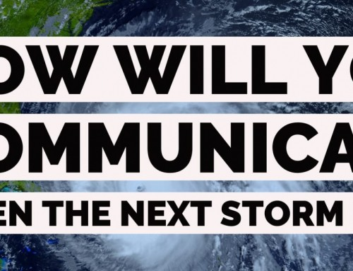 Five Advantages of Using Motorola Two-Way Radios Instead of Cell Phones During Hurricane Season